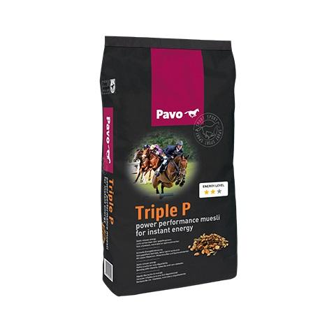 Pavo Triple P - 1