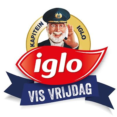 Visvrijdag met Kapitein Iglo!