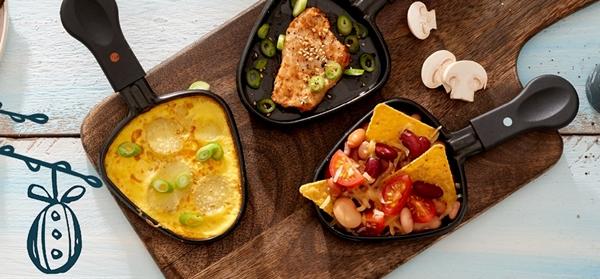 nacho's in je gourmet pannetje