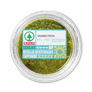 SPAR groene pesto