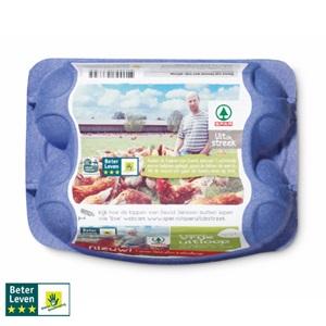 SPAR uit de streek vrije uitloop eieren M/L