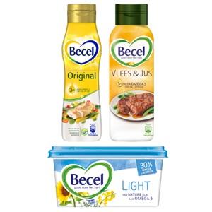 Becel margarine of vloeibaar