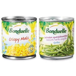 Bonduelle groentenconserven