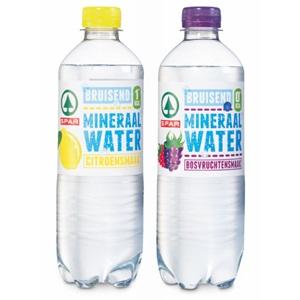 SPAR water met smaak
