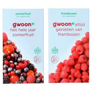 g'woon vriesvers fruit