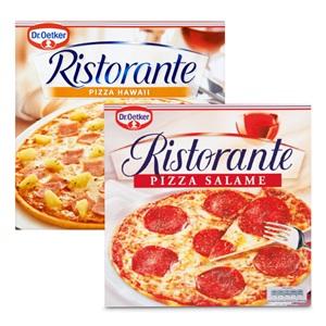 Dr. Oetker Ristorante pizza's