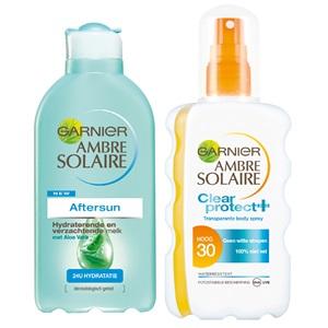 zonnebrand en aftersun