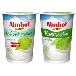 Almhof yoghurt naturel