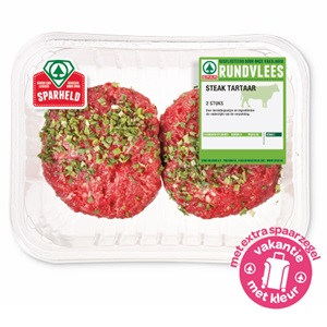 SPAR steak tartaar