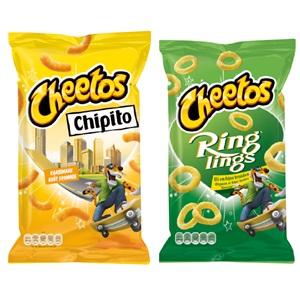 Cheetos of Lay's snackmix