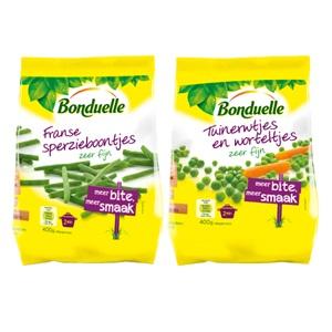 Bonduelle vriesverse groenten