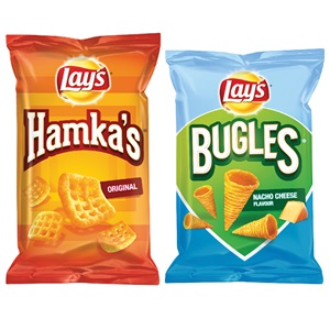 Doritos, Lay's Hamka's of Bugles