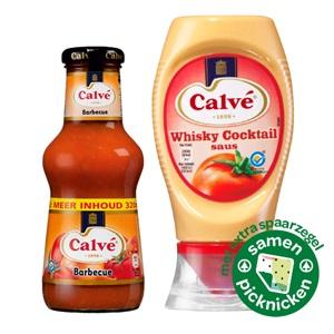 Calvé partysaus of snacksaus
