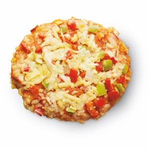 SPAR vegetarische mini pizza