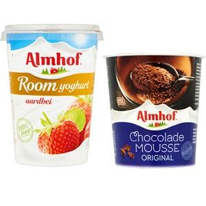 Almhof desserts