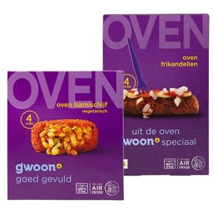 g'woon ovensnacks
