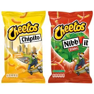 Cheetos of Lay's mixups