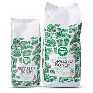 SPAR espressobonen
