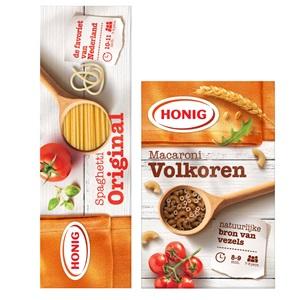 Honig Italiaanse pasta