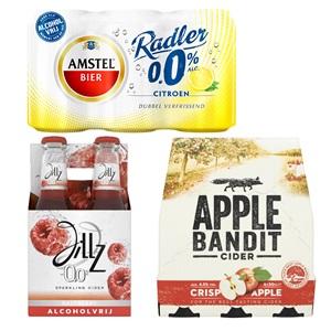 Amstel radler, Jillz of Apple Bandit