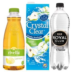 Crystal Clear, Royal Club of Rivella