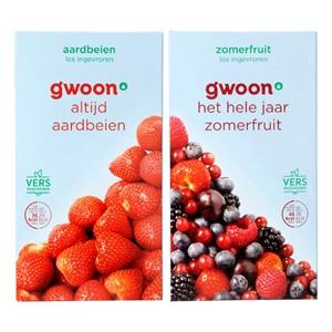 g'woon smoothiemix of diepvriesfruit