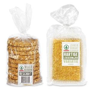 SPAR ambachtelijke beschuiten of crackers