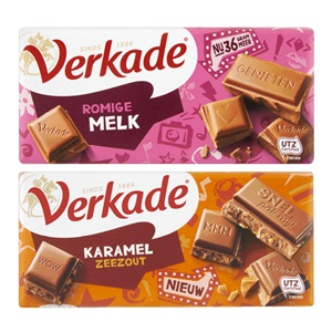 Verkade chocoladerepen