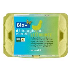 Bio+ eieren