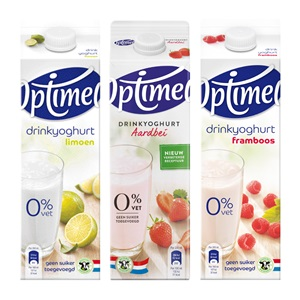Optimel drinkyogurt