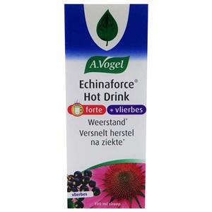 Tip: A. Vogel echinaforte hot drink met vlierbes