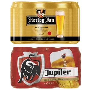 Hertog Jan of Jupiler pils