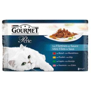 Gourmet dierenvoeding