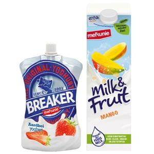 Melkunie Milk&Fruit of Breaker