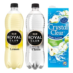 Crystal Clear, Royal Club of Rivella