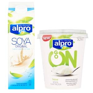 Alpro verse drink of yoghurt