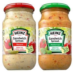 Heinz sandwichspread