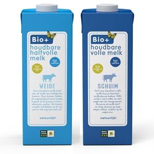 Bio+ houdbare melk
