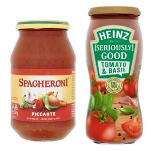 Heinz pastasaus
