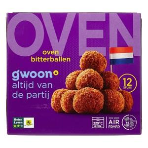 g'woon oven kroketten of bitterballen