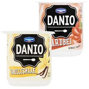 Danio romige kwark