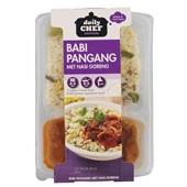 Daily Chef Nasi Goreng Met Babi Pangang