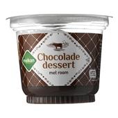 Melkan Chocolade Dessert Met Room