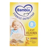 Bambix Zonnige Ontbijtpap Licht Volkoren