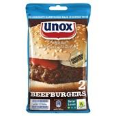 Unox Vleesconserven Beefburgers