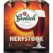 Grolsch Herfstbok Speciaalbier Fles 6X30 Cl