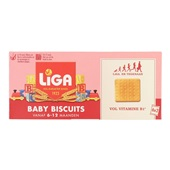 Liga Koek Baby biscuits