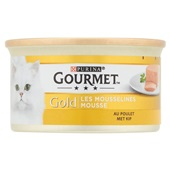 Gourmet Gold Kattenvoer Mousse Met Kip