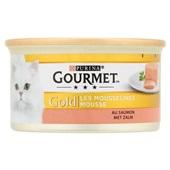 Gourmet Gold Kattenvoer Mousse Met Zalm