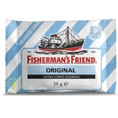 Fisherman's Friend Keelpastilles Original Extra Strong